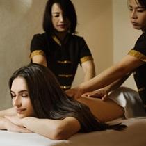 """Karališkas tajų masažas  """"Sabai Sabai Coconut"""""""