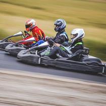 """Pasivažinėjimas kartingu """"Speedway"""""""