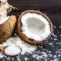 Egzotinis kokoso ritualas