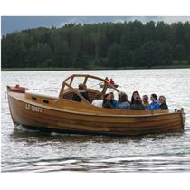 Pasiplaukiojimas laivu VYTIS
