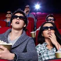 """Multikino"" 3D kino bilietai"