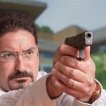 Šaudymo koviniais ginklais pamoka