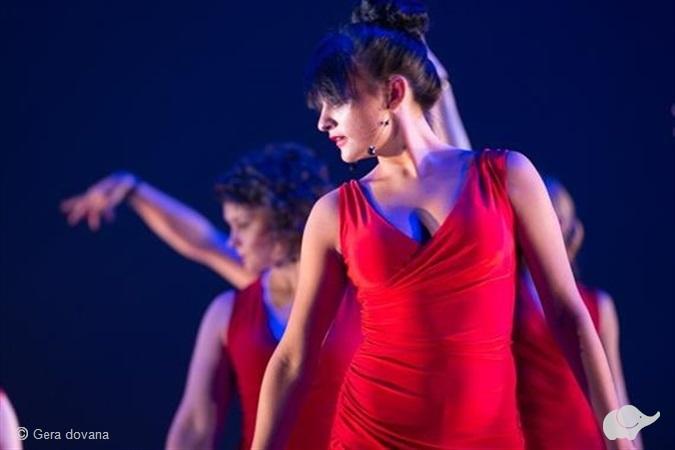 Solo šokių pamokos