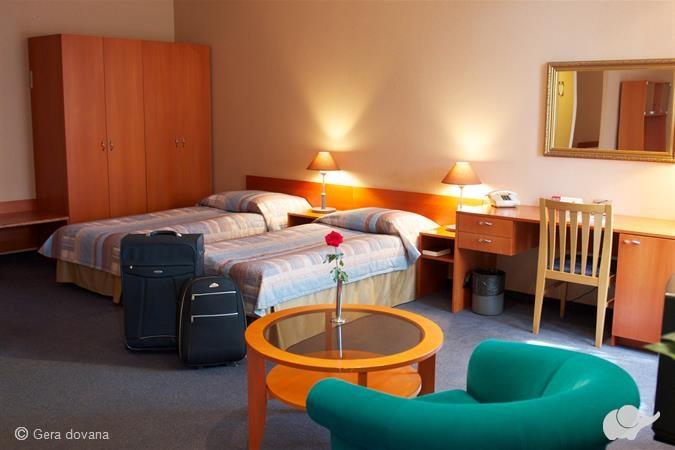 """Romantiška nakvynė viešbutyje   """"Perkūno namai"""""""