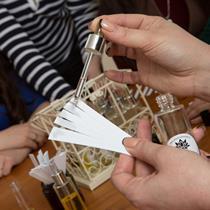 Aromaterapinių namų kvapų kūrimas