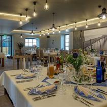 Romantiška vakarienė restorane ŽVEJŲ UŽEIGA