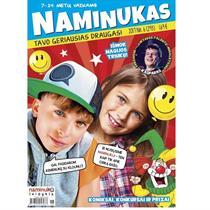 """""""Naminukas"""" prenumerata"""