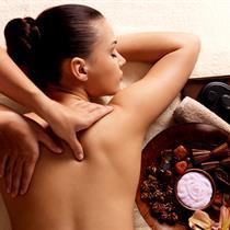 Saldi masažo palaima šokolado terapijoje