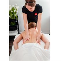 Aromaterapinis nugaros masažas