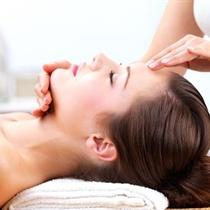 Stangrinanti veido odos procedūra