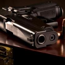Šaudymas iš kovinių ginklų dviem