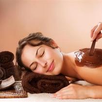 """Šokoladinė kūno procedūra """"Saldus sapnas"""""""