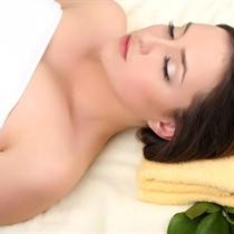 Maitinanti veido odos procedūra