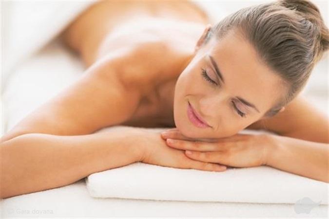SPA programa su baseinu,  pirtimi ir masažu