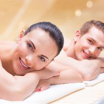 Romantiškas viso kūno masažas dviem