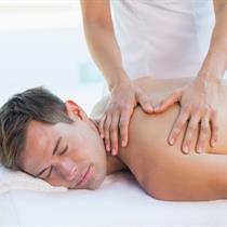 Viso kūno sportinis masažas