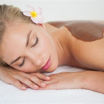 Viso kūno šokolado masažas moterims + dovana