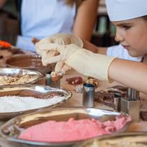 Edukacinė šokolado gaminimo programa vaikams