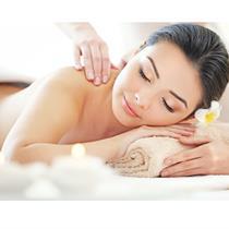 Nugaros masažas + nesvarumo terapija