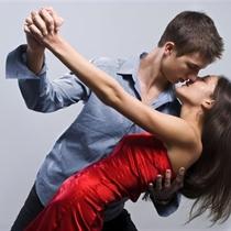 Pramoginių šokių pamoka Vilniuje