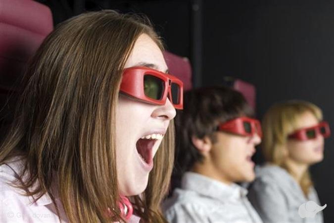 5D kino bilietai