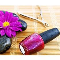 Klasikinis manikiūras ir parafino terapija