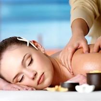Viso kūno masažas + žuvelių procedūra