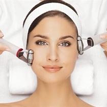 Vakuuminis-limfodrenažinis veido masažas