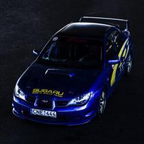 """Vairuok """"Subaru Impreza STI 2007"""" trasoje"""