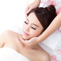 """Veido-kaklo masažas """"Kinijos rožė"""""""