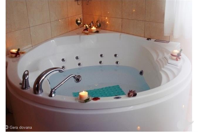 Ar sūkurinė vonia gali priversti mesti svorį)