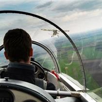 Pažintinis skrydis sklandytuvu